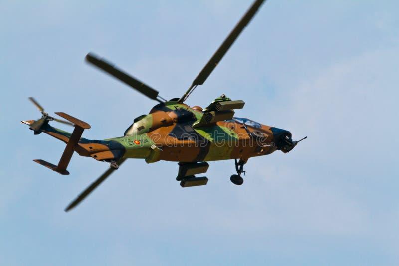 Eurocopter EC-665 Tiger stockfotos