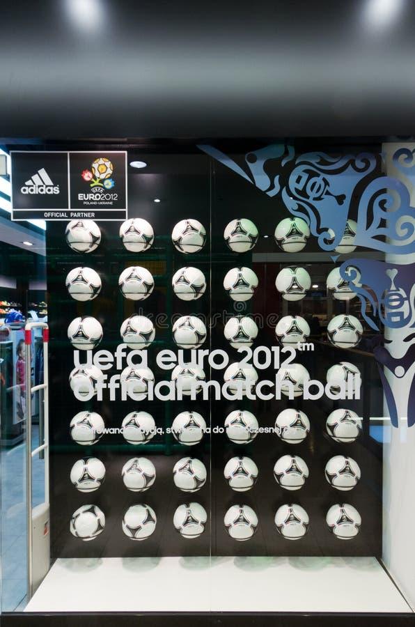 Download Eurocup 2012 Poland Ukraine Tango Official Ball Editorial Stock Photo - Image: 23180198