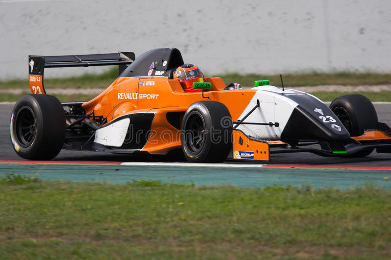 Download EUROCUP FORMULA RENAULT 2.0 Editorial Stock Photo - Image: 34547618