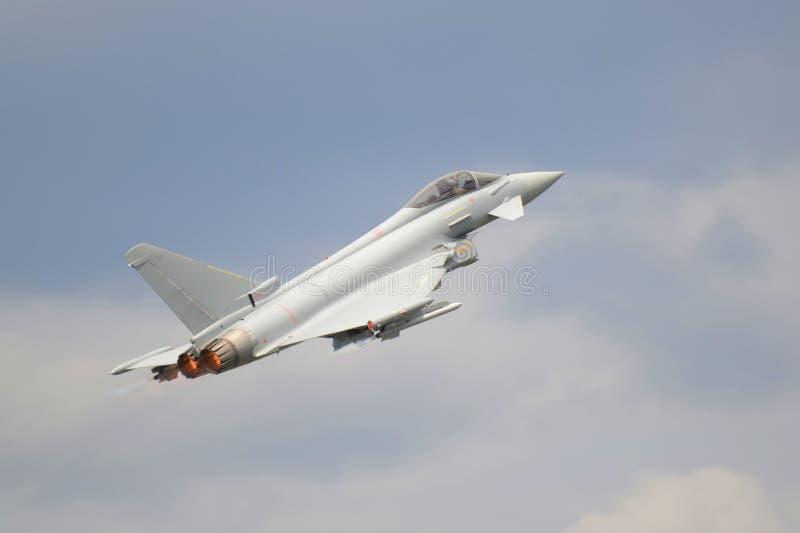 Eurofighter arkivfoton
