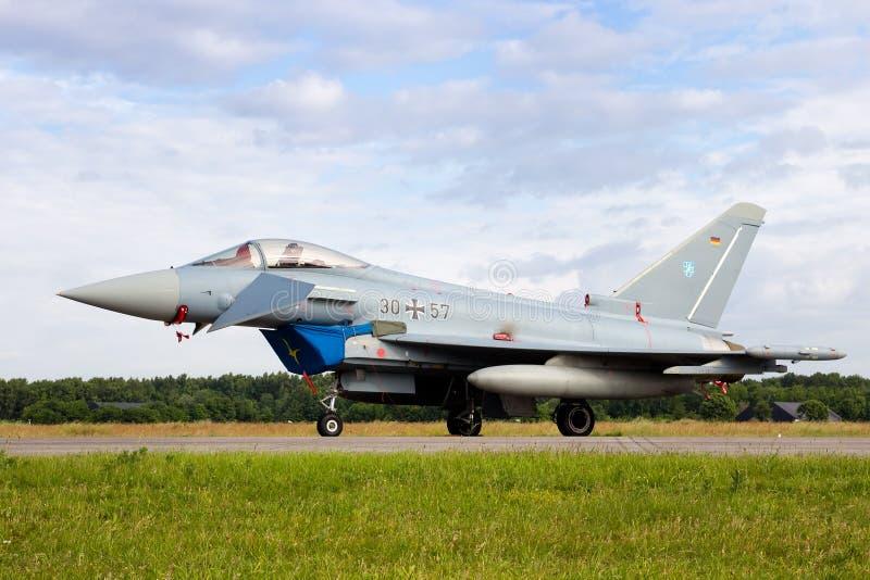 Eurofighter fotografia stock libera da diritti
