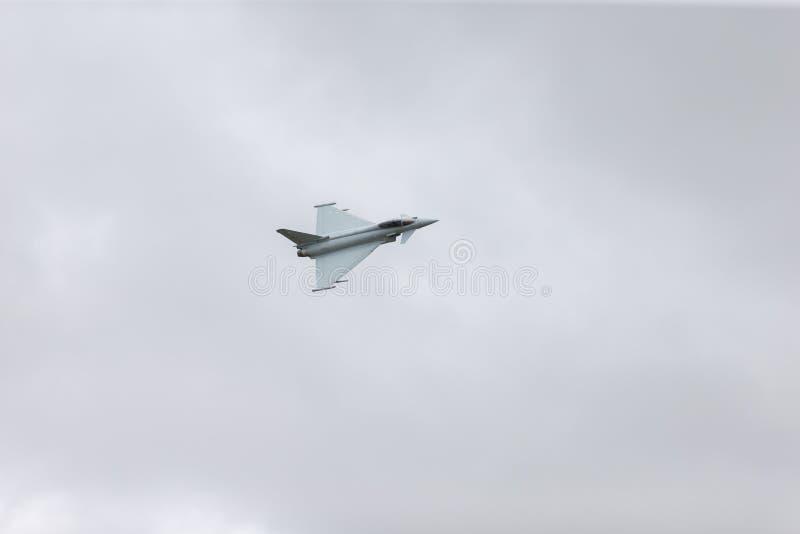 Eurofighter Taifun lizenzfreie stockbilder
