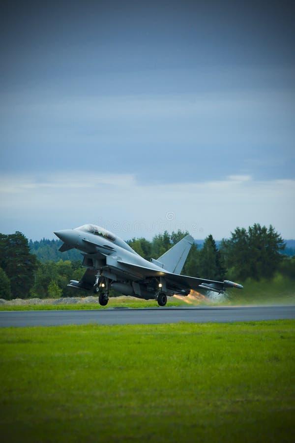 Free Eurofighter Taking Off Stock Photos - 4685123