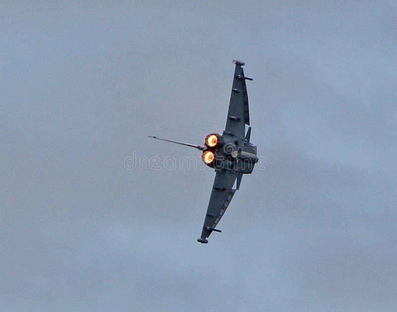 Eurofighter Typhoon arkivfoto