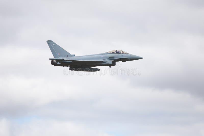 Eurofighter Typhoon arkivbilder