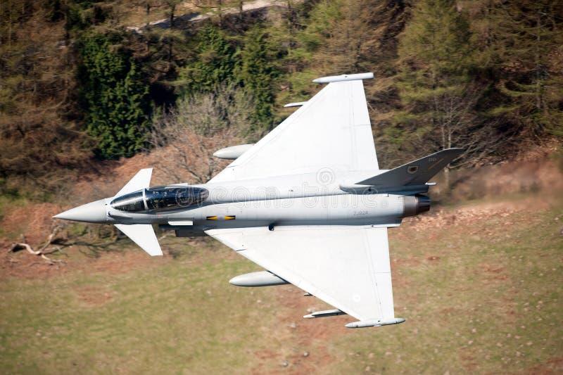 eurofighterf2-typhone arkivbilder