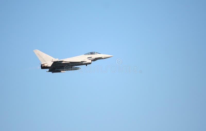eurofighterraf-typhoon fotografering för bildbyråer