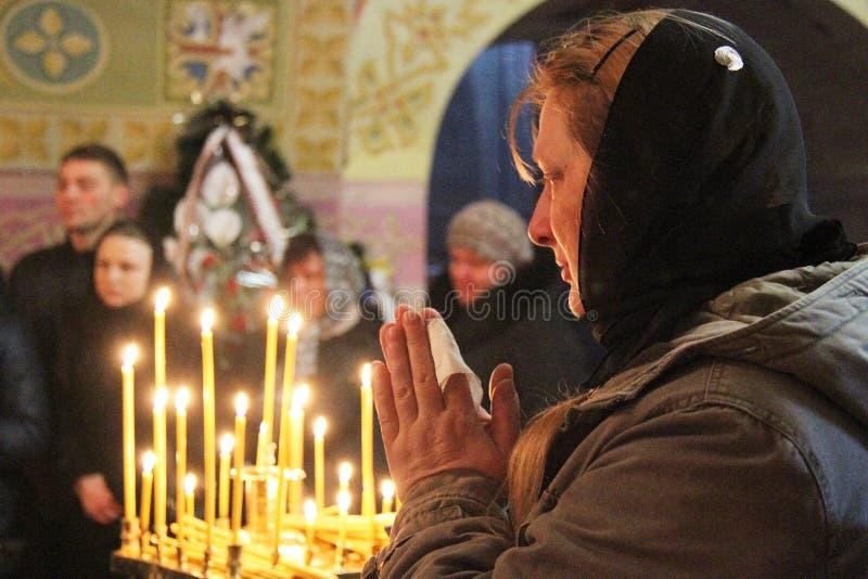 Euromaidan royalty-vrije stock foto's
