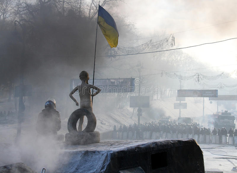 Download Euromaidan editorial photo. Image of euromaidan, democracy - 37352806
