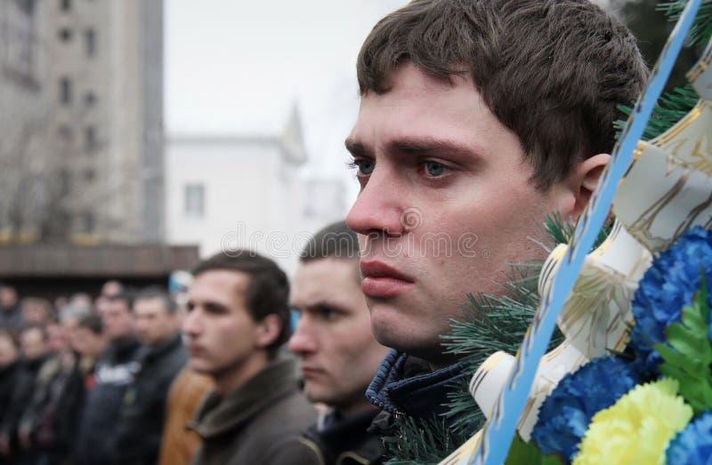 Download Euromaidan editorial photo. Image of killed, kiev, worthy - 38511866