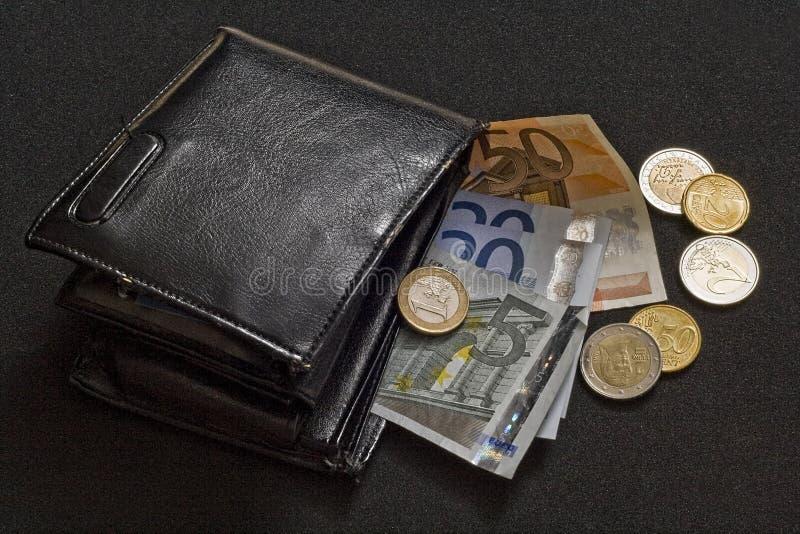 Euromappe (2) stockfoto