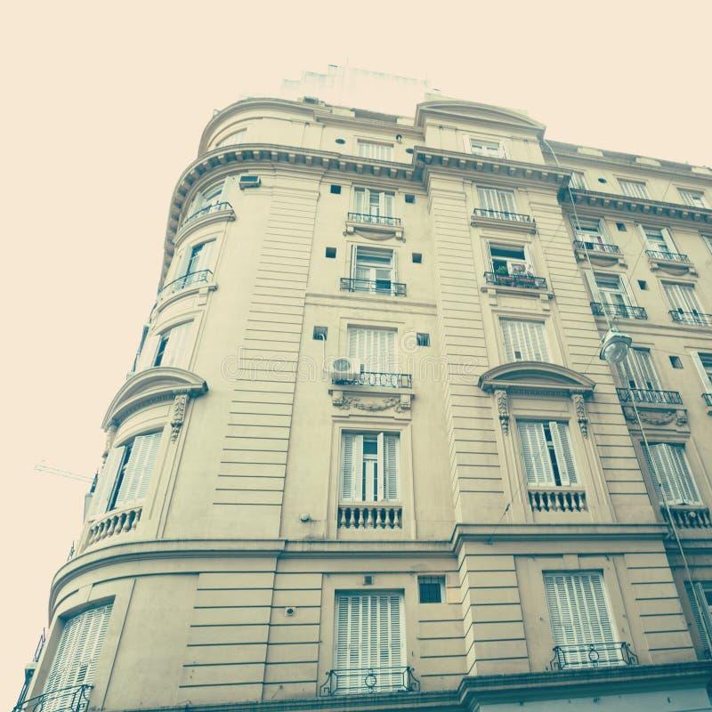 Europäische Architektur lizenzfreies stockbild