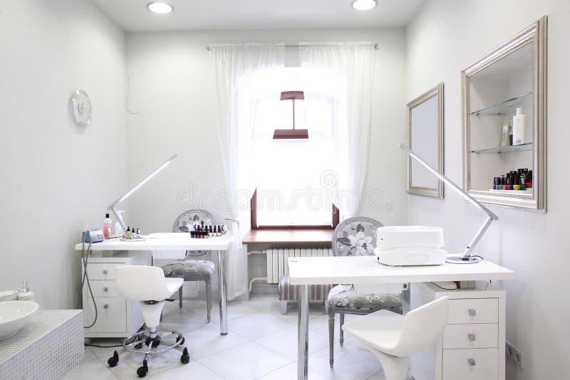 Europäische medizinische Luxusklinik stockbilder