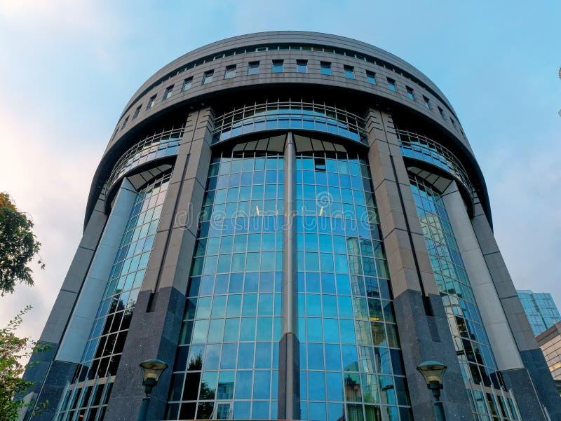 Europäische Union Bruxelles Factory lizenzfreie stockfotos