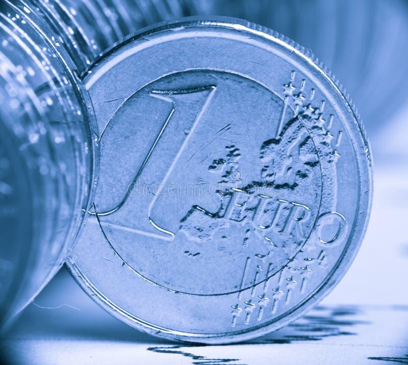 Europäisches Bargeld lizenzfreie stockbilder