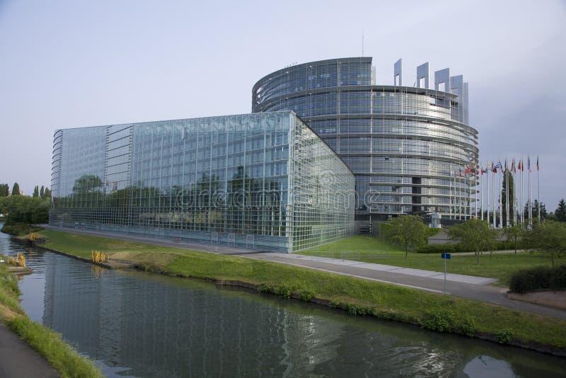 Europäisches Parlament stockfotos