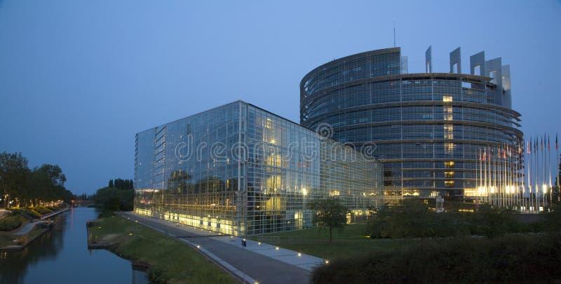 Europäisches Parlament stockbilder
