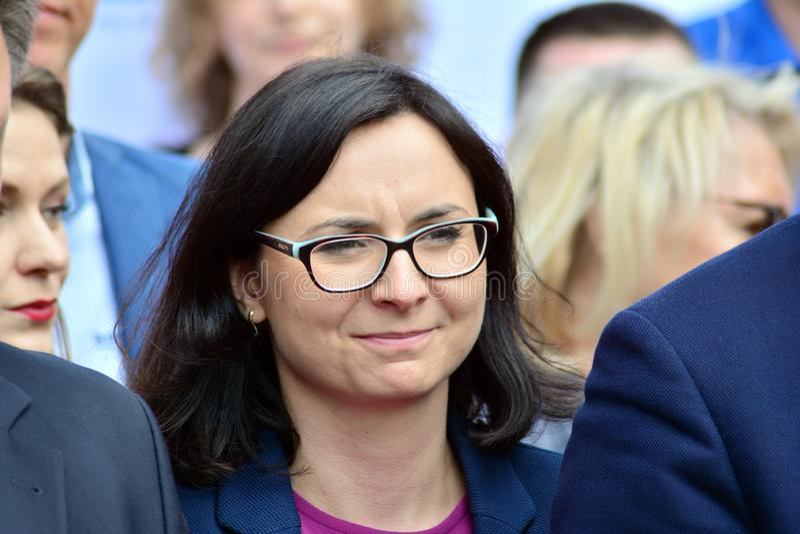 Europ?ische Koalition der Oppositionsf?hrer lizenzfreies stockbild
