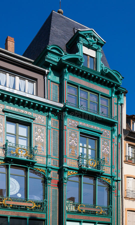 A Europa Central França foto de stock royalty free