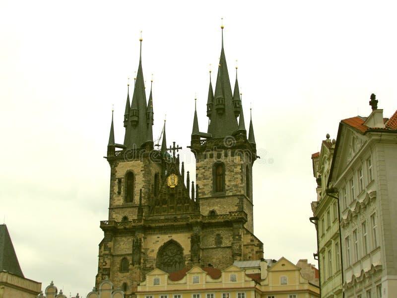 Europa, Czechia, Praguel stock fotografie