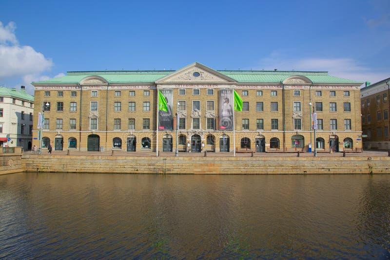 Europa, Escandinavia, Suecia, Goteburgo, museo fotografía de archivo libre de regalías