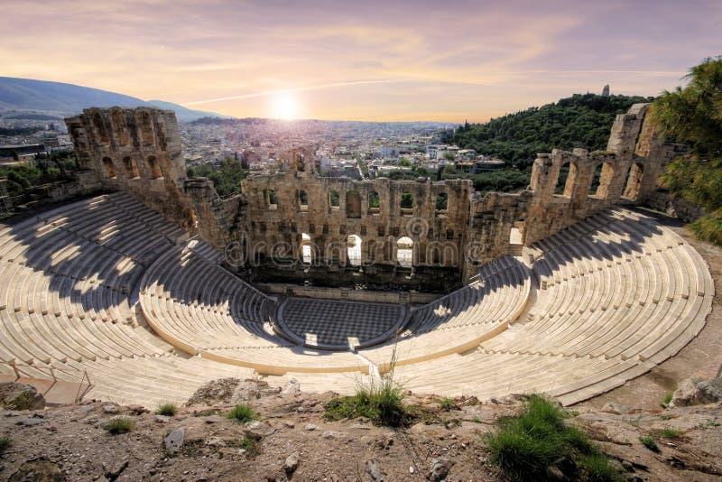 Europa Grecia Atenas imagen de archivo