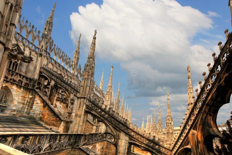 Europa - Italia - Milán fotos de archivo