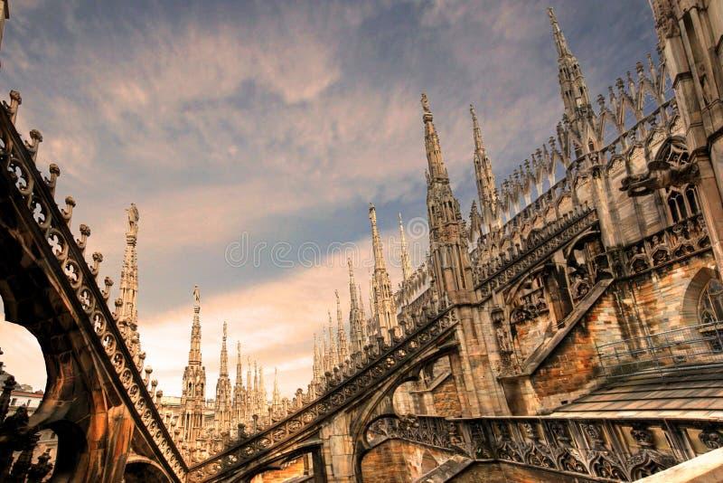 Europa - Italia - Milán fotografía de archivo libre de regalías