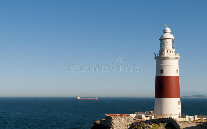 Download Europa Point stock image. Image of europa, southernmost - 20989313