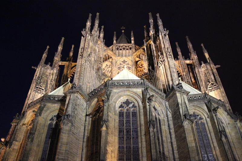 Europa Prague royaltyfria foton