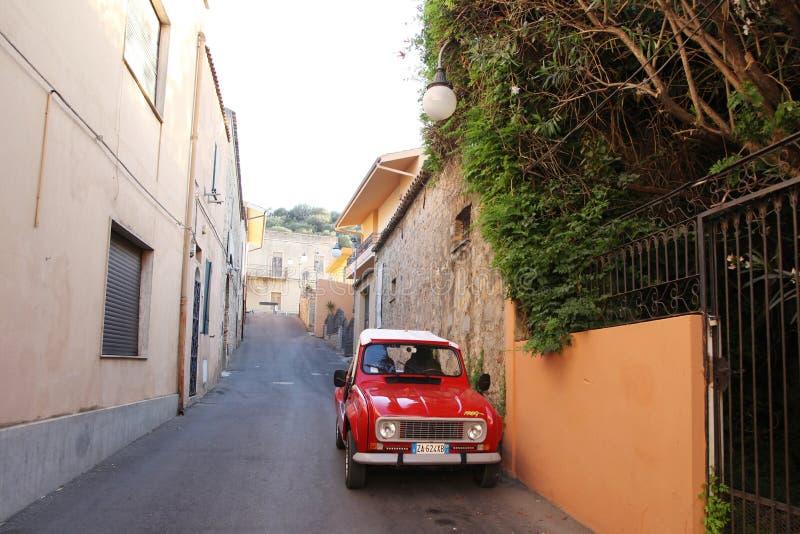 Europa-Reise: Italien, Sardinien stockfotografie