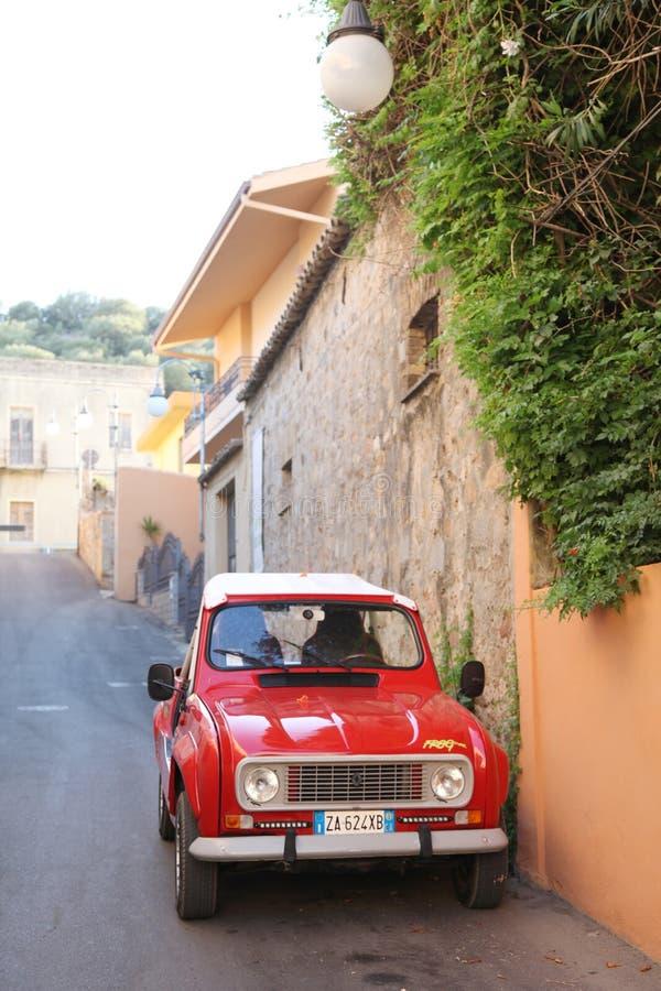 Europa-Reise: Italien, Sardinien lizenzfreie stockfotografie