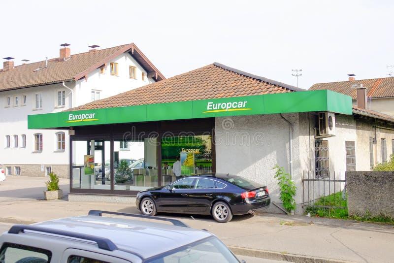 Download Europcar image éditorial. Image du véhicules, copie, service - 45353170