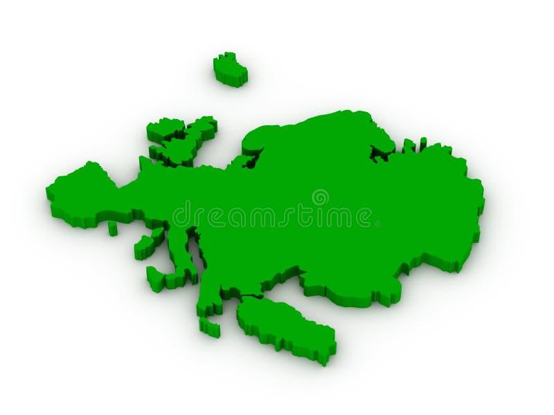 Download Europe stock illustration. Image of europe, community - 12956266