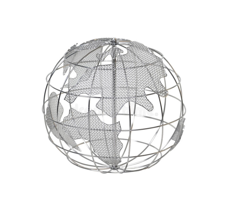 Download Europe And Africa On The Globe Stock Image - Image: 15204505