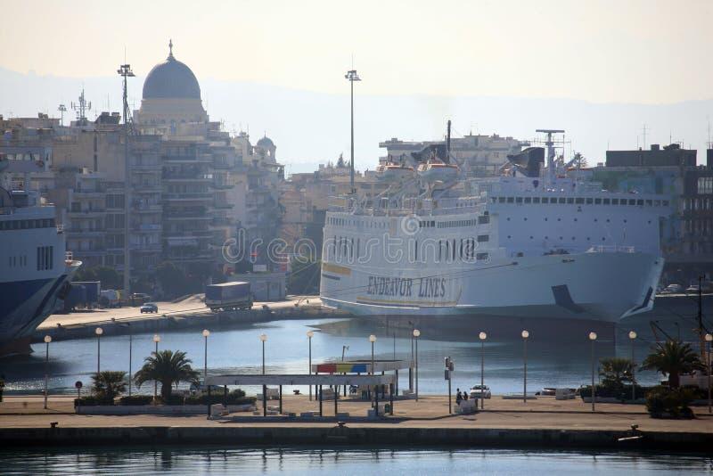 Europe,Greece, Patras. stock image