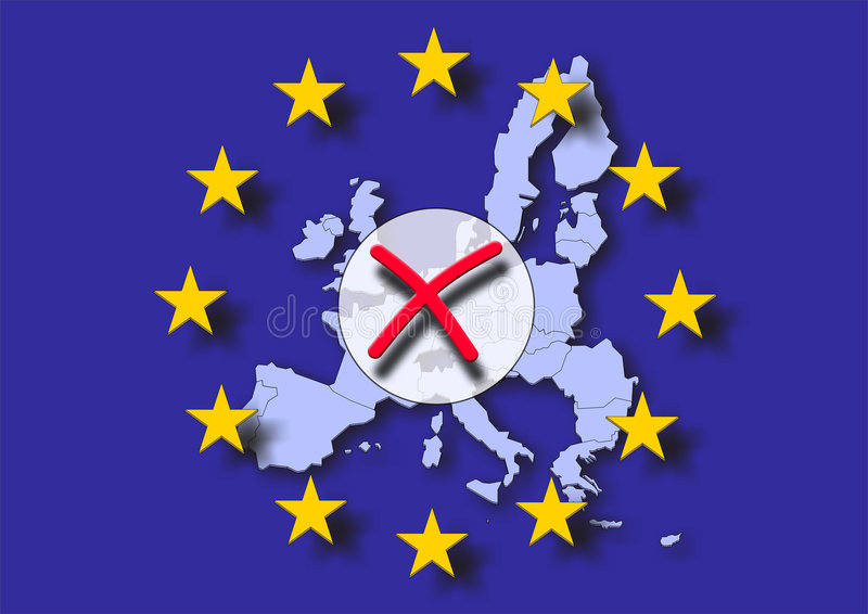 europe negatywu target1001_0_ ilustracji