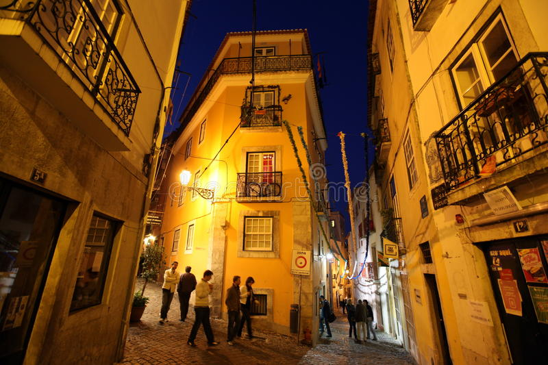 Download EUROPE PORTUGAL LISBON ALFAMA FADO Editorial Photography - Image of evening, fado: 61303362