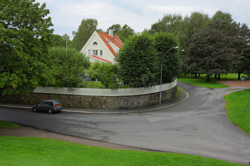 Download Europe street stock photo. Image of road, land, small - 13730282