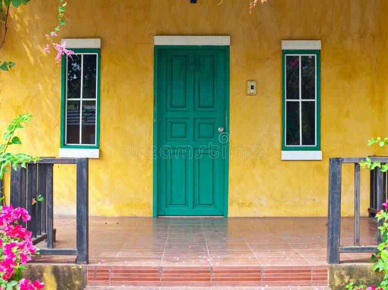 Europe Style House stock image