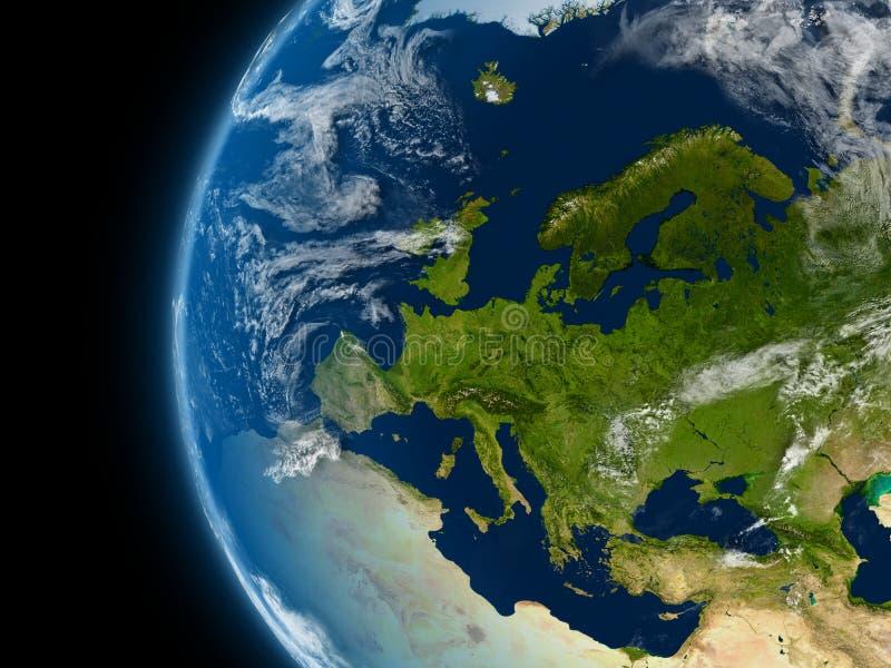 Download Europe stock illustration. Illustration of atmosphere - 37427029