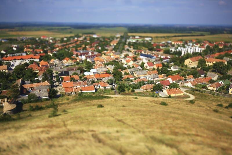 europe wioska zdjęcia royalty free