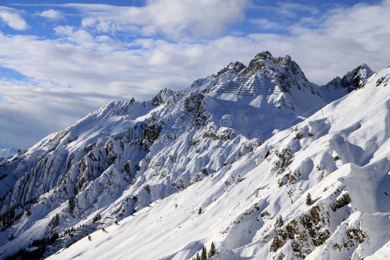 Download European Alps stock photo. Image of christoph, landscape - 17666604