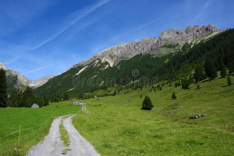 European Alps stock photos