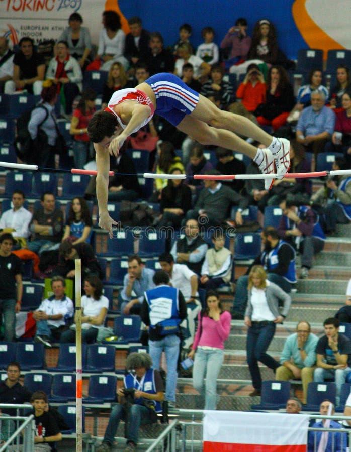 Free European Athletics Indoor Championships Stock Photos - 8483133