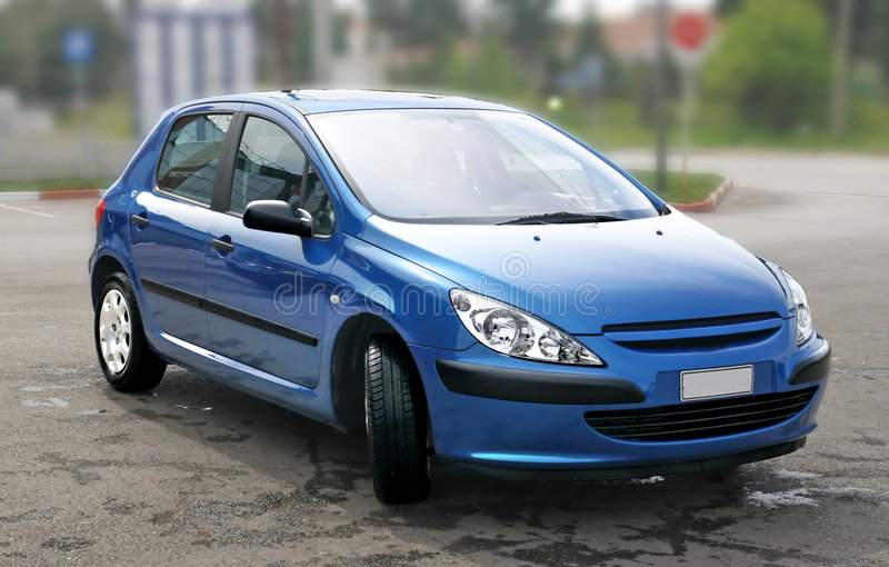 European Car stock images