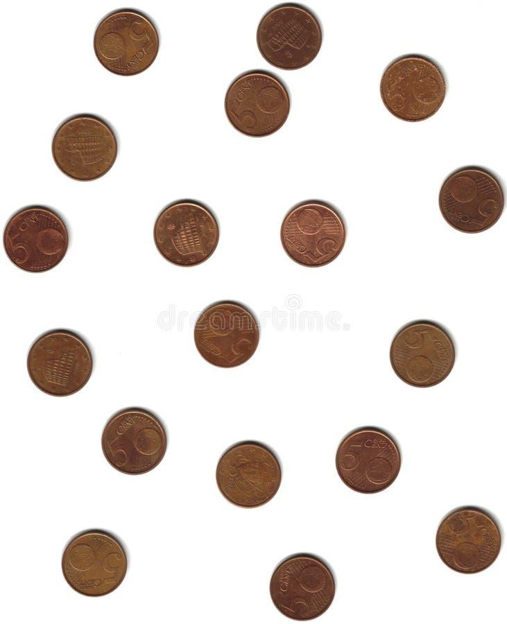 Download European coins stock image. Image of gambling, change - 6863383