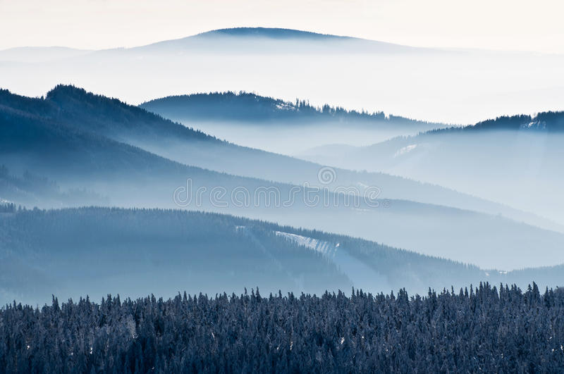 Download European Countryside stock photo. Image of hilltop, bush - 23400968