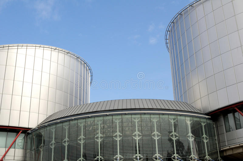 Download European Court Of Human Rights Stock Image - Image: 24989511