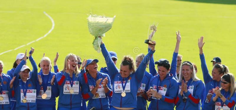 European Cup Editorial Photography